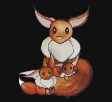 Eevee Family Kids Clothes