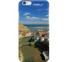 The Seaside Village of Staithes iPhone Case/Skin