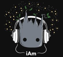 i Am - Cute Groot  Kids Clothes
