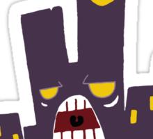 Beware The Rabbatoire Sticker