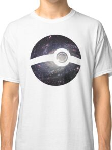 Galaxy - Pokeball Classic T-Shirt