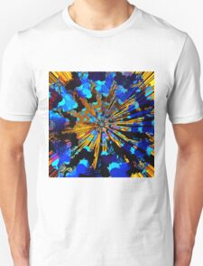 trans fusion ray Unisex T-Shirt