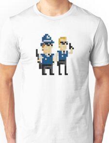 Hot Fuzz - Pixel Art Unisex T-Shirt