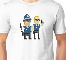 Hot Fuzz - Pixel Art Unisex T-Shirt