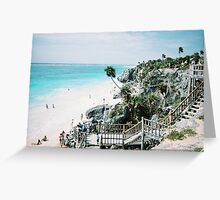 Nice way to spend the day! Greeting Card