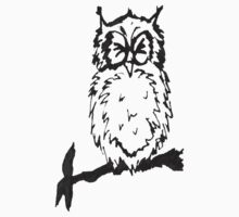 Overexposed Owl by OverexposedOwl