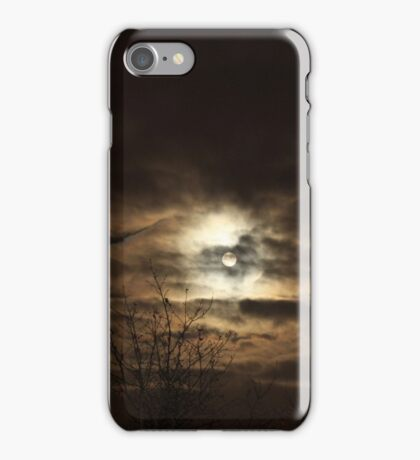 December Moons iPhone Case/Skin