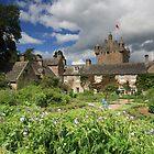 Cawdor Castle and Garden by Maria Gaellman