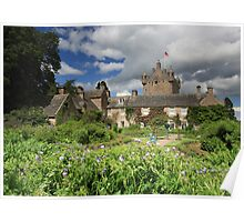 Cawdor Castle and Garden Poster