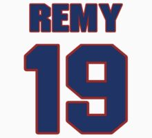 National football player Remy Hamilton jersey 19 by imsport
