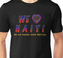 We love Haiti Unisex T-Shirt