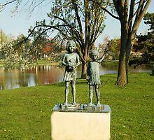Memorial For their Children by Kathleen Struckle
