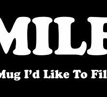 MILF MUG (mug id like to fill) by Izlucey