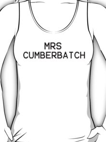 Mrs Cumberbatch T-Shirt