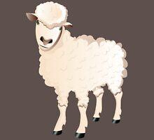 White sheep 2 Unisex T-Shirt