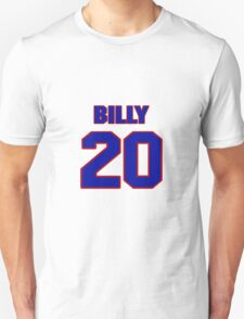 National football player Billy Fletcher jersey 20 T-Shirt