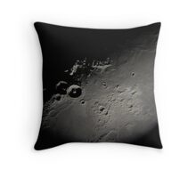 Theophilus - A Closer Look Throw Pillow