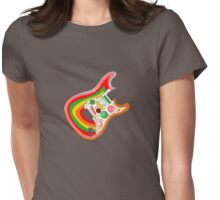 Body Art:  Harrison Womens Fitted T-Shirt