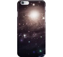 Space galaxy and star fogs 3 iPhone Case/Skin