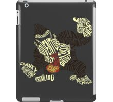 Kongigram iPad Case/Skin