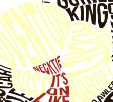 Kongigram Sticker