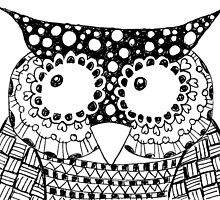 My Name is Wise Owl by fay akers