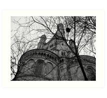 Rathouse, Cologne Germany Art Print