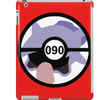 Pokemon 090 iPad Case/Skin