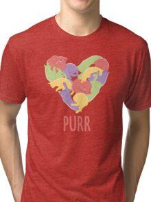 Purr Tri-blend T-Shirt