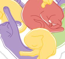 Purr Sticker