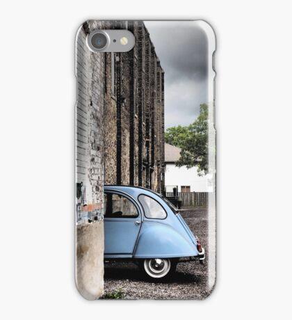 MYSTERY CAR iPhone Case/Skin