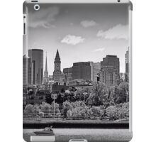 Waterfront Boston iPad Case/Skin
