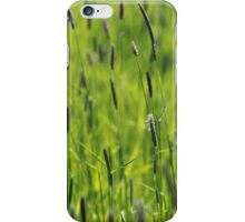 Grasses - JUSTART © iPhone Case/Skin
