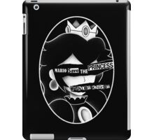Mario save the princess iPad Case/Skin