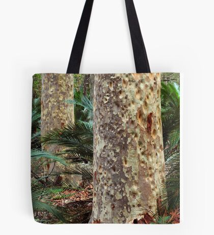 Spotted Gum - Mimosa Rocks National Park Tote Bag