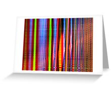 lines 3 Greeting Card