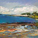 Bay Sunshine by Paul  Milburn