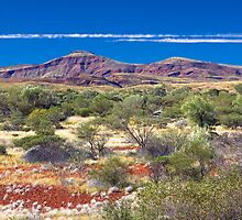 Hamersley Ranges by aabzimaging