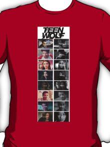 Teen Wolf  T-Shirt