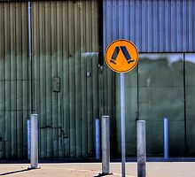 Walk this way - Sydney Rail Maintenance Centre, NSW by Mark Richards