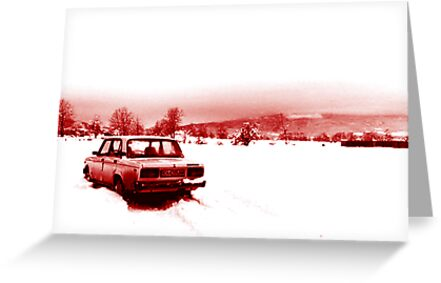 Lonely Lada by bouche