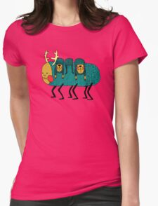 Beast of burden reindeer -- drawing Womens T-Shirt