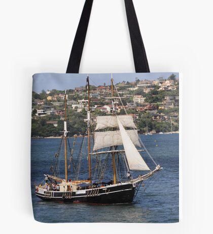 Historic Sail Tote Bag