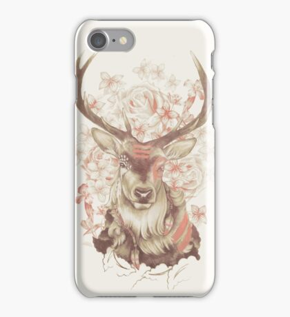 Stag of my Dreams iPhone Case/Skin