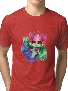 Chibi River Spirit Nami Tri-blend T-Shirt