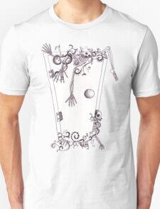 Skeletons In The Closet Tee T-Shirt