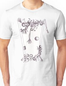 Skeletons In The Closet Tee Unisex T-Shirt
