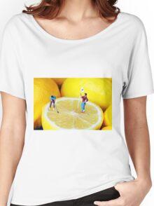 Golf Game On Lemons Women's Relaxed Fit T-Shirt