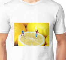 Golf Game On Lemons Unisex T-Shirt