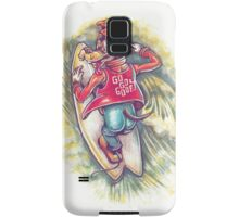 Goofy Foot Samsung Galaxy Case/Skin